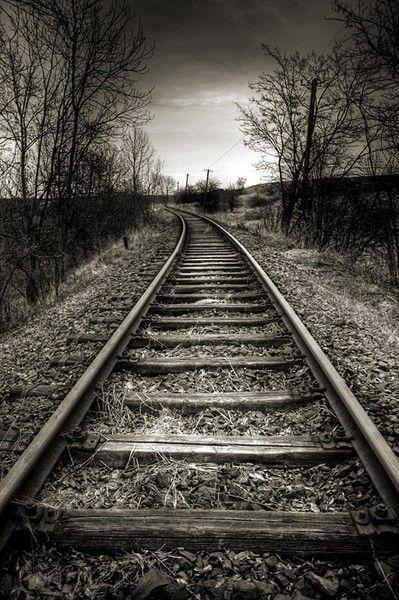 Tracks  Niente capita per caso, semplicemente, non volevamo prendere quello!