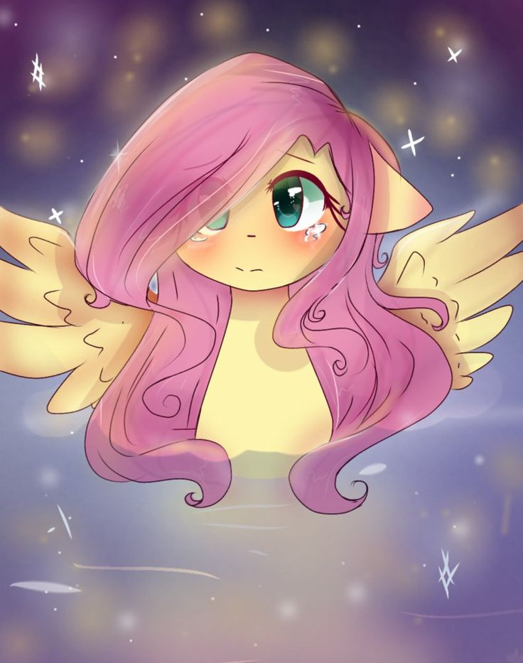 Fluttershy++by+WindyMils.deviantart.com+on+@DeviantArt