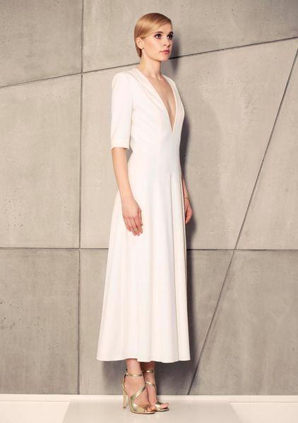 PAULINE dress from ANETA TETER www.anetateter.com