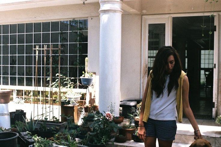 Sharlene Garcia interview, #photography by Dagoberto Martinez #gardening: Sharlene Garcia, Freundevonfreunden Com, Sharlen Garcia, Friend Of, Dagoberto Martinez, Garcia Interview, Of Friends
