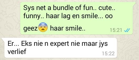 So.. talking to my bestfriend about this one special girl..