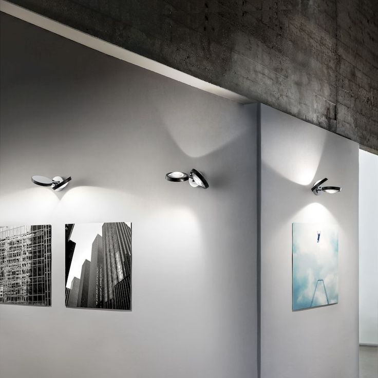 Nautilus Wall Light by Studio Italia. Get it at LightForm.ca