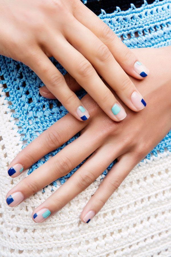 Fashion Nail Trend: 25+ Best Ideas About New Nail Trends On Pinterest