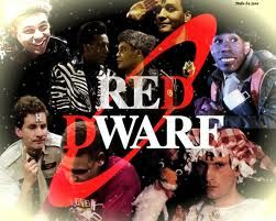 #PassionatePins Red Dwarf He loves comedy, especially Red Dwarf! :)