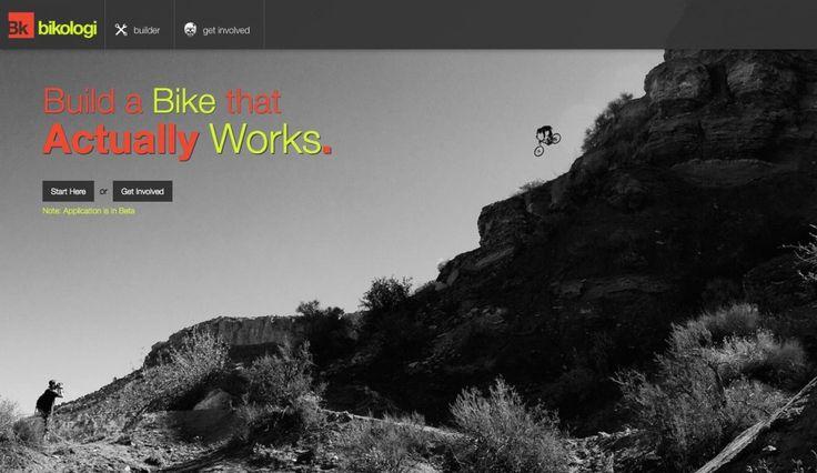 Bikologi: The Online Bike Builder You've Been Waiting For