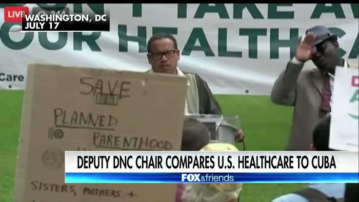 Keith Ellison Wants American Health Care to Look More Like Cuba's
