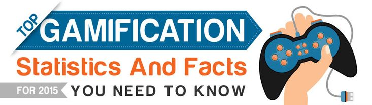 The Top Gamification Statistics And Facts For 2015 You Need To Know - http://elearningindustry.com/top-gamification-statistics-and-facts-for-2015