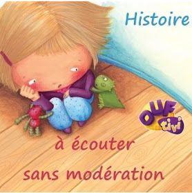 """Ouftivi , le site pour les enfants de la RTBF (Radio Télévision Belge Francophone) nous offre plusieurs histoires à écouter: des """"Histoires ..."""