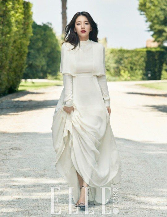 """Suzy Bae Shows Her Classy and Stylish Side with """"Elle"""" Magazine 