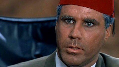 Will Ferrell Harry Caray Hot Dog Skit