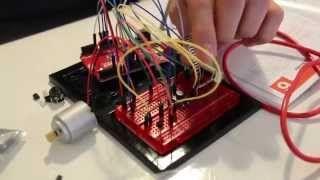Zambeca - Primer taller de microcontroladores (Arduino) en Zambeca.  #Arduino