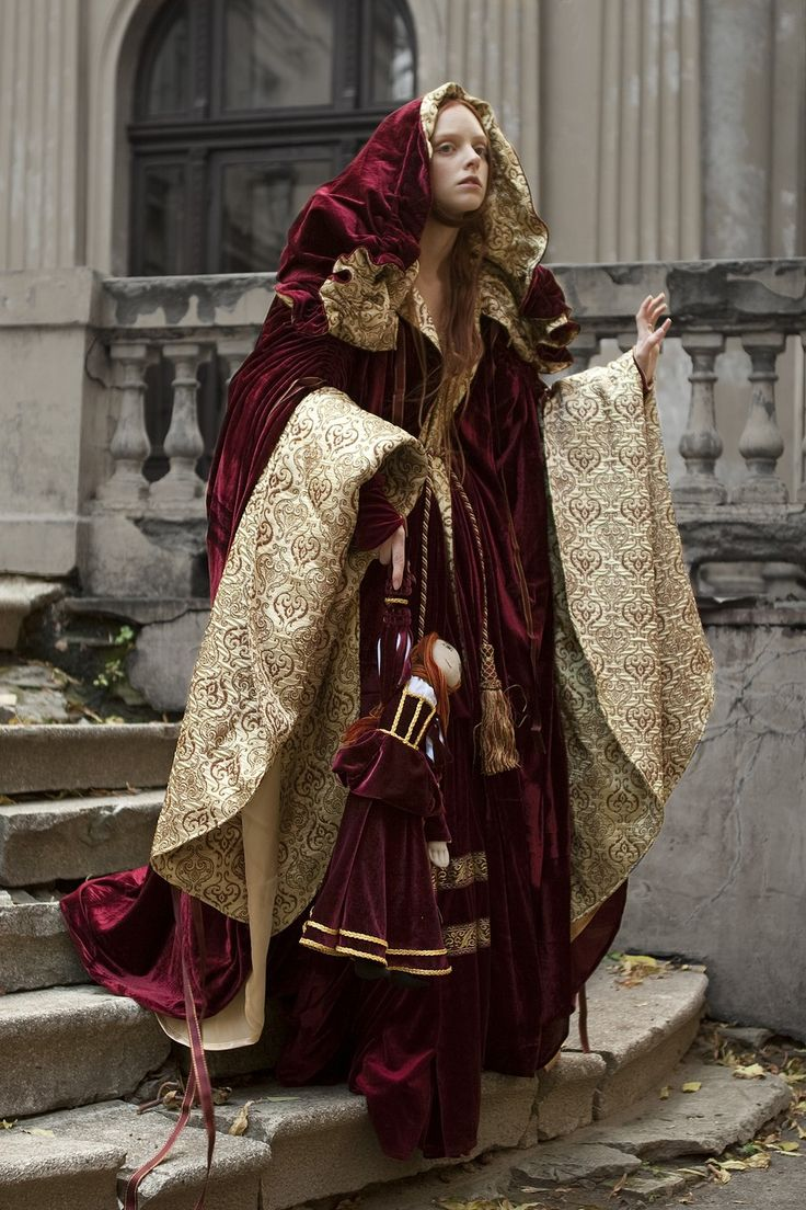 The Cassandran Seers are given robes when they join the order as children. These…