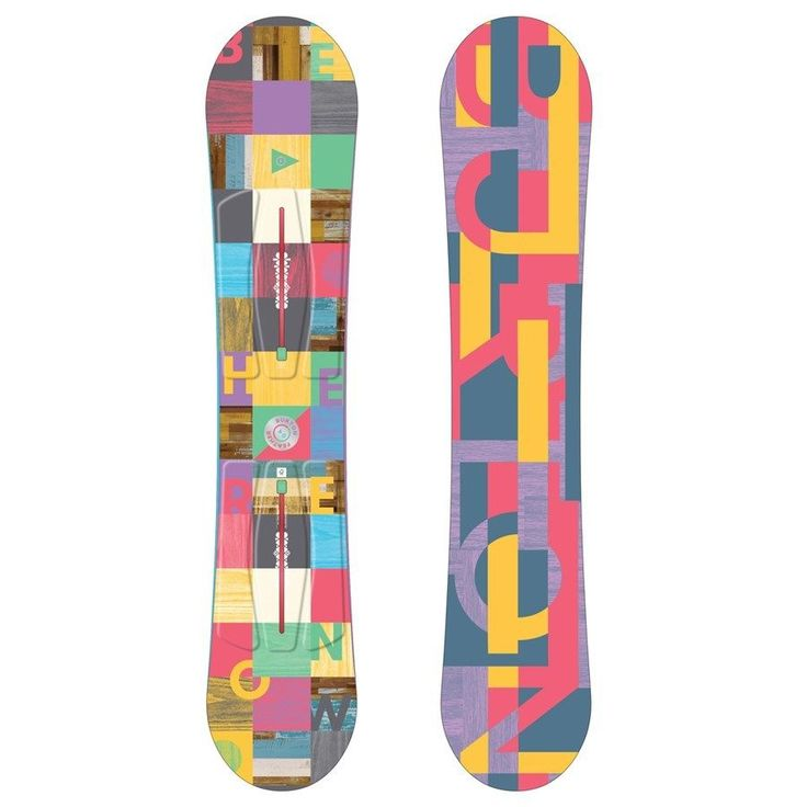 Snowboards 93825: New 2017 Womens Burton Feather Snowboard 149 Cm -> BUY IT NOW ONLY: $260 on eBay!