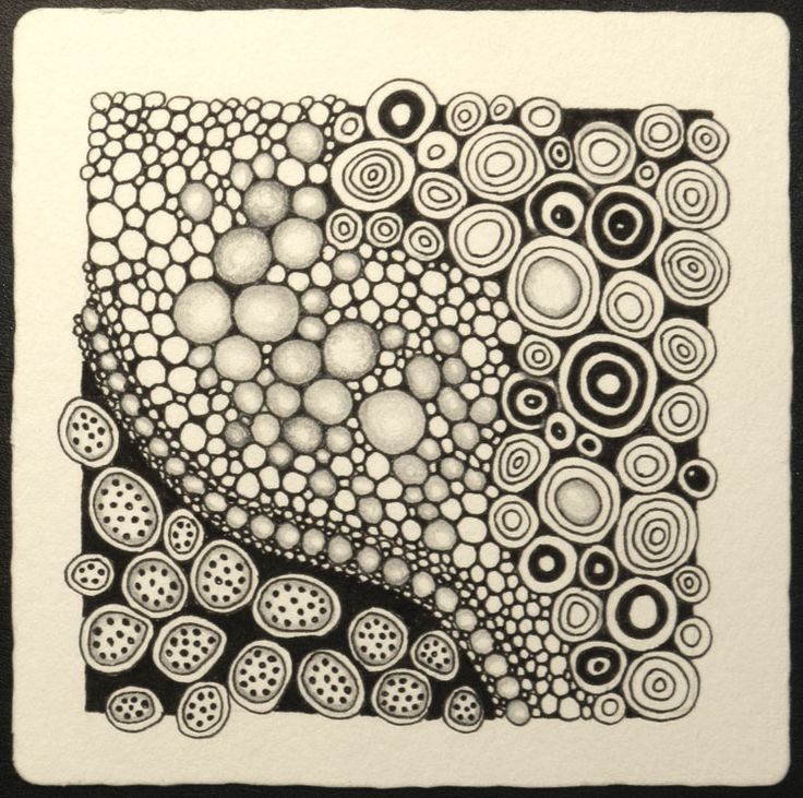 Zentangle Patterns                                                                                                                                                                                 Más