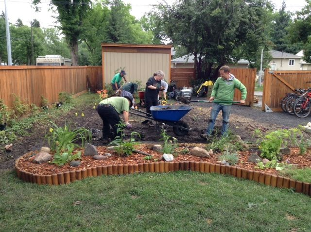 Edmonton Permaculture Guild spurs growth of permaculture in Edmonton, by Vivian Binnema  | The Local Good