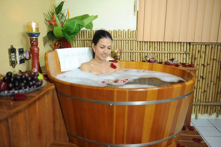 ofuro | Casa do Corpo: OFURÔ: os benefícios dos banhos de imersão