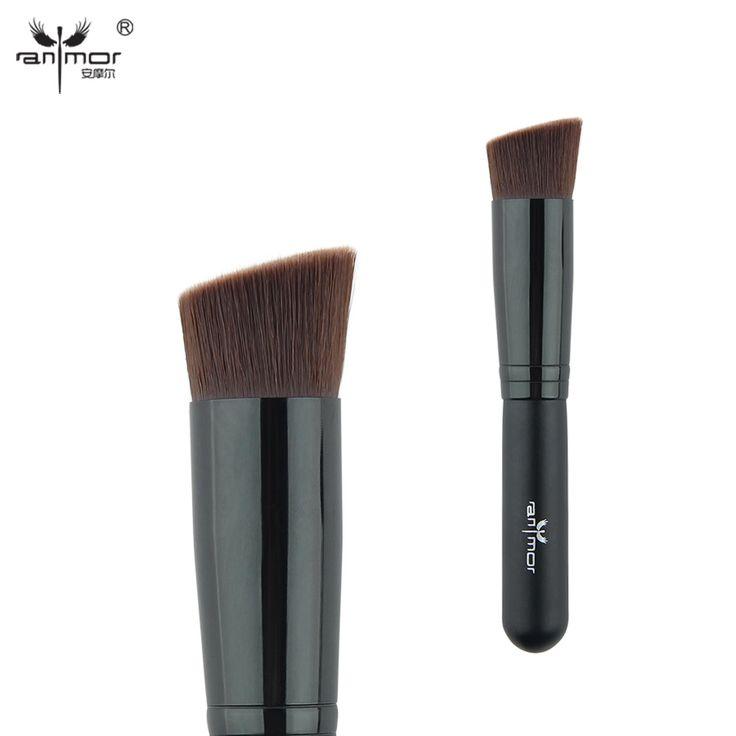Professionele Foundation Borstel Synthetische Make Up Borstels Korte Handvat Makeup Tools & Accessoires