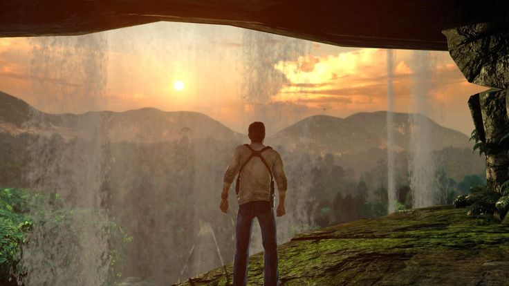 Uncharted Drake's Fortune. Despite its flaws it definitely has a charm about it that keeps me coming back. #Uncharted #PS4 #Uncharted4 #TheLastOfUs #NathanDrake #PS4share #playstation #gaming #games