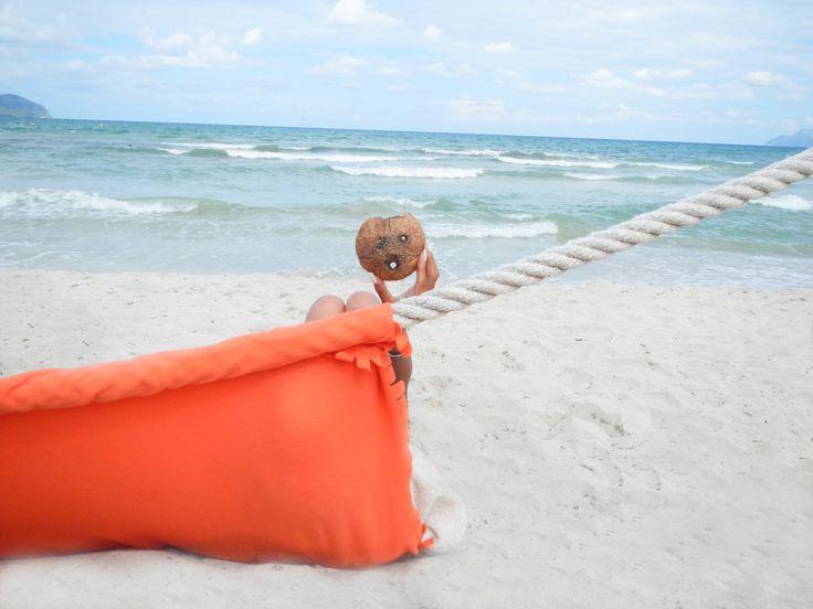 Mallorca (Alcudia), Spain - Playa de Muro is a beautiful six kilometer long Blue Flag, white sandy beach in the north of Majorca. Photo credit instagrammers: @nerudagungoren and @michellegungoren  #beach #beachlife #beachpictures