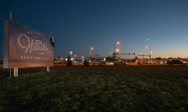 Welcome to Williston, North Dakota: America's new gold rush city- Interesting story of a Boomtown, USA.