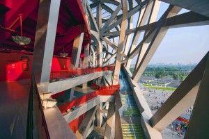 Birds Nest National Stadium, Herzog and De Meuron   Beijing   China   MIMOA