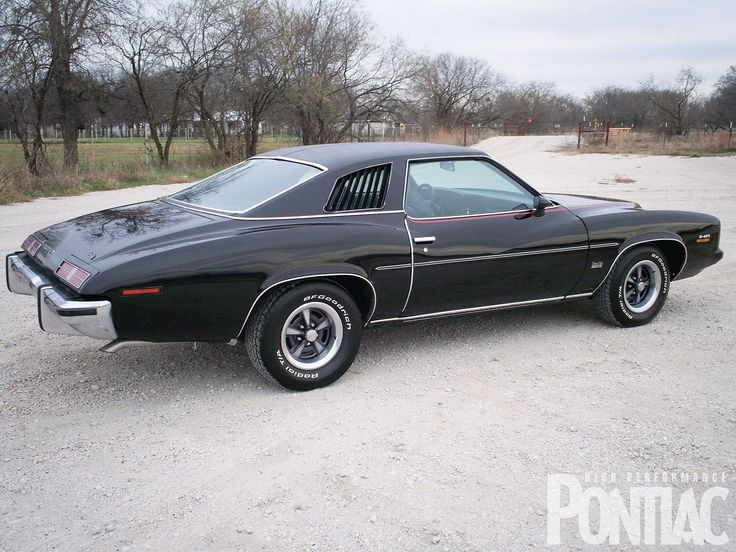 1973 Pontiac Grand Am coupe