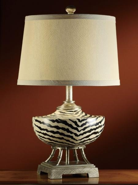 Accent Furniture Crestview Collection 25 Quot Ht Zebra Table