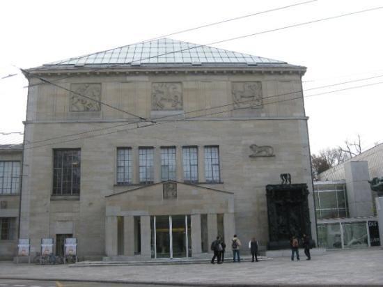 Photo of Museum of Art (Kunsthaus Zurich)