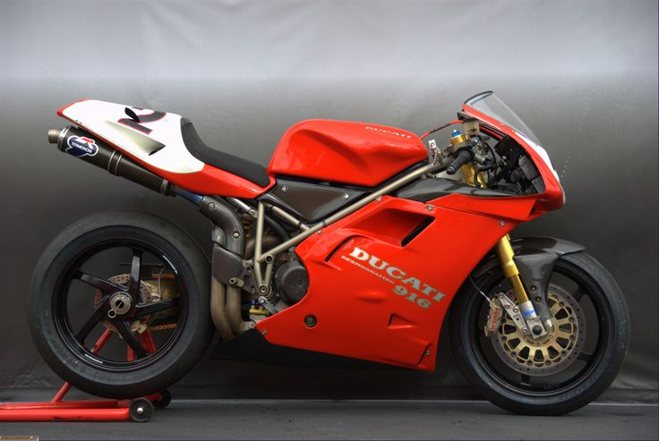 ducati 916sps . Probably the best looking bike ...ever