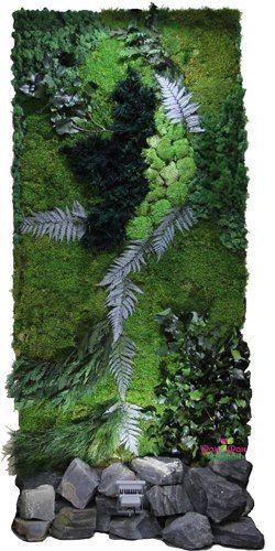 Фитостена | Вертикальное озеленение | +7(9025)16-98-33 | GREEN TREE