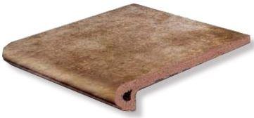 GRES ARAGON Tierra stopnica 33x33 cm - zapoznaj się z ofertą dostępną na klinkier24.pl