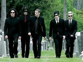 Avenged Sevenfold - Seize the Day. This is my very favorite A7X video. <3