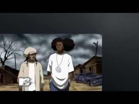 The Boondocks Season 2 Episode 5 The Story of Thugnificent