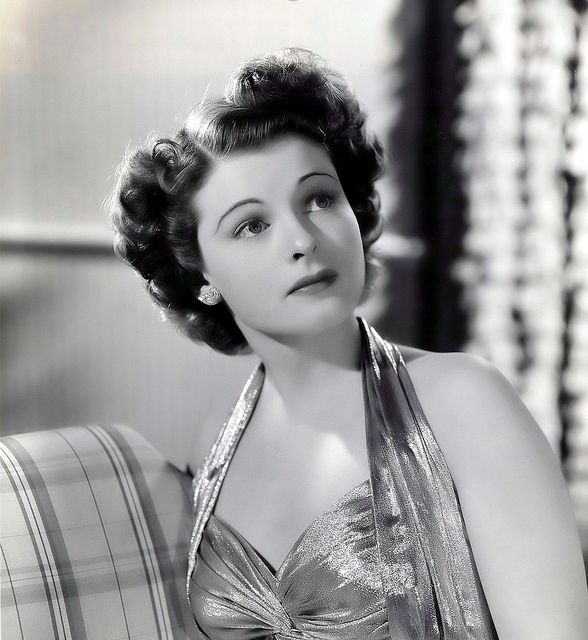 Ruth Hussey, in ''Free and Easy'' 1941   Flickr - Photo Sharing!