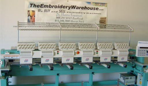 Buy Used Tajima Embroidery Machine