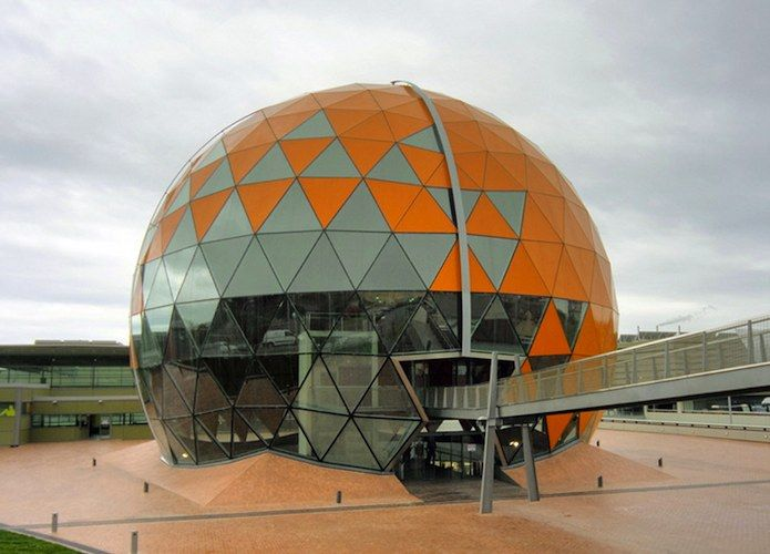230 best Geodesic Dome Structures images on Pinterest ...