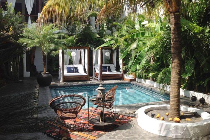 Tribal Hotel, Granada |Top travel tips for 2015 (Condé Nast Traveller)