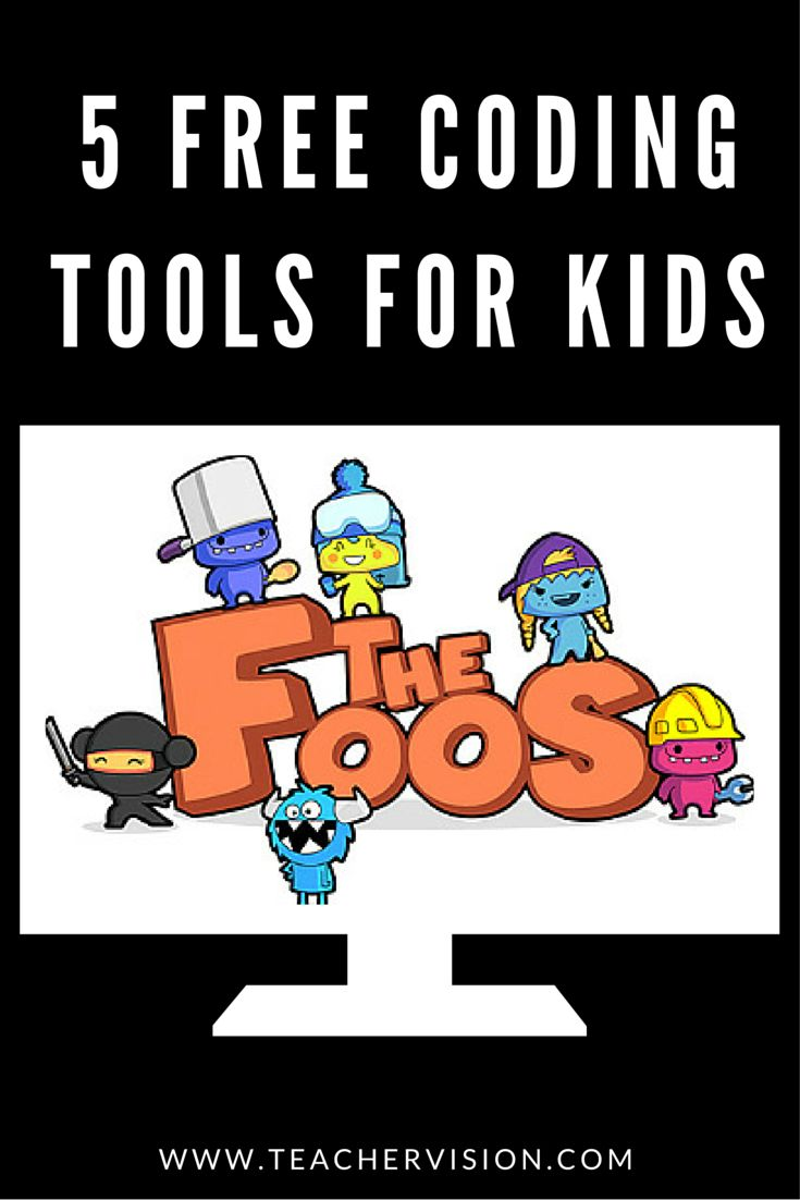 Top 5 Free Coding Tools for Kids (Ages 5+) | Hour of Code Apps  #HourOfCode #CSEdWeek
