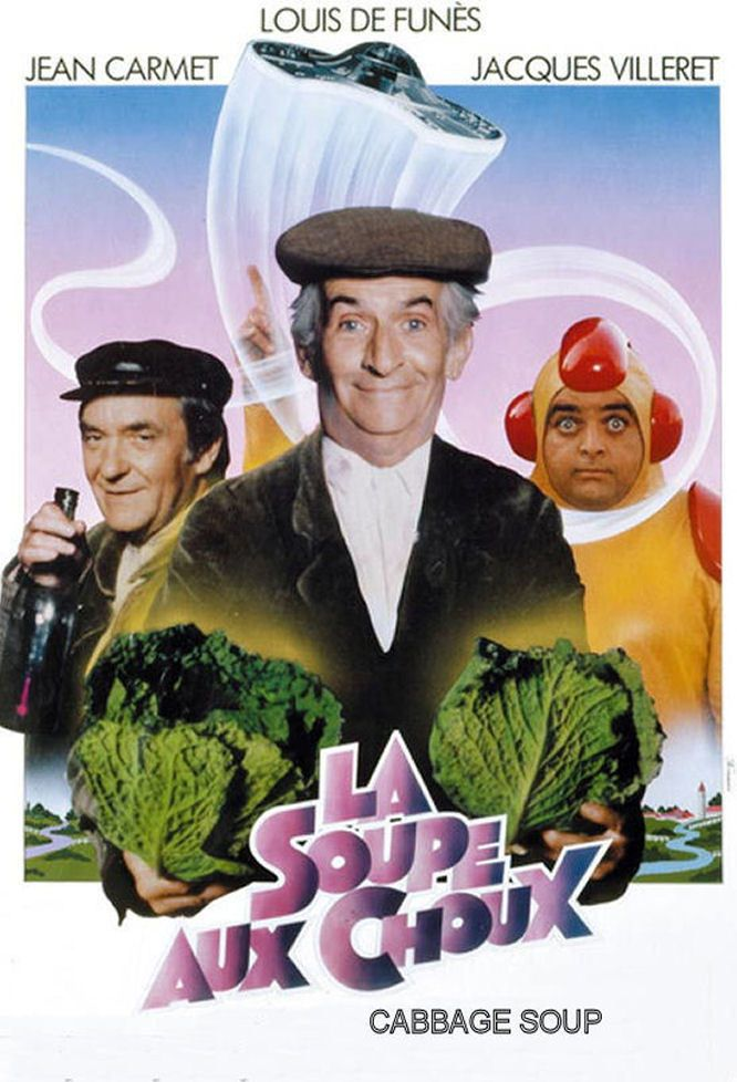 Cabbage Soup Full Movie. Click Image to watch Cabbage Soup (1981)