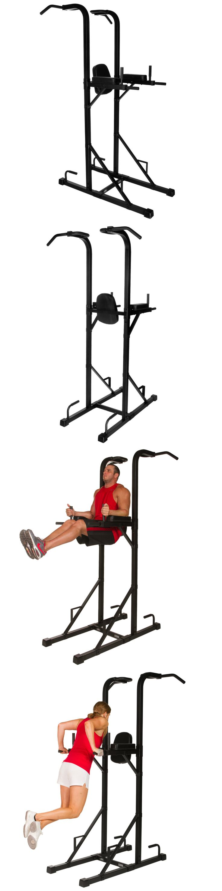 Pull Up Bars 179816: Xmark Fitness Power Tower With Dip Stand And Split Grip Pull-Up Bar Xm-4451 -> BUY IT NOW ONLY: $162.0 on eBay!
