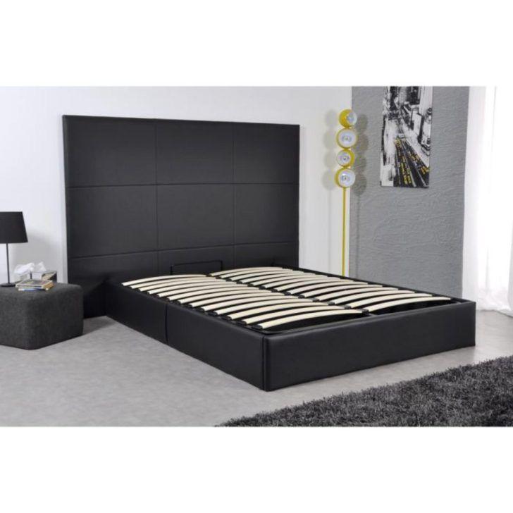 Interior Design Lit 160x200 Skin Lit 160x200 Pu Noir Avec Grande Tete Tete Matelasse Pas Cher Meuble Tv Le Moins Corbusier Architecture Le Corbusier Home Decor
