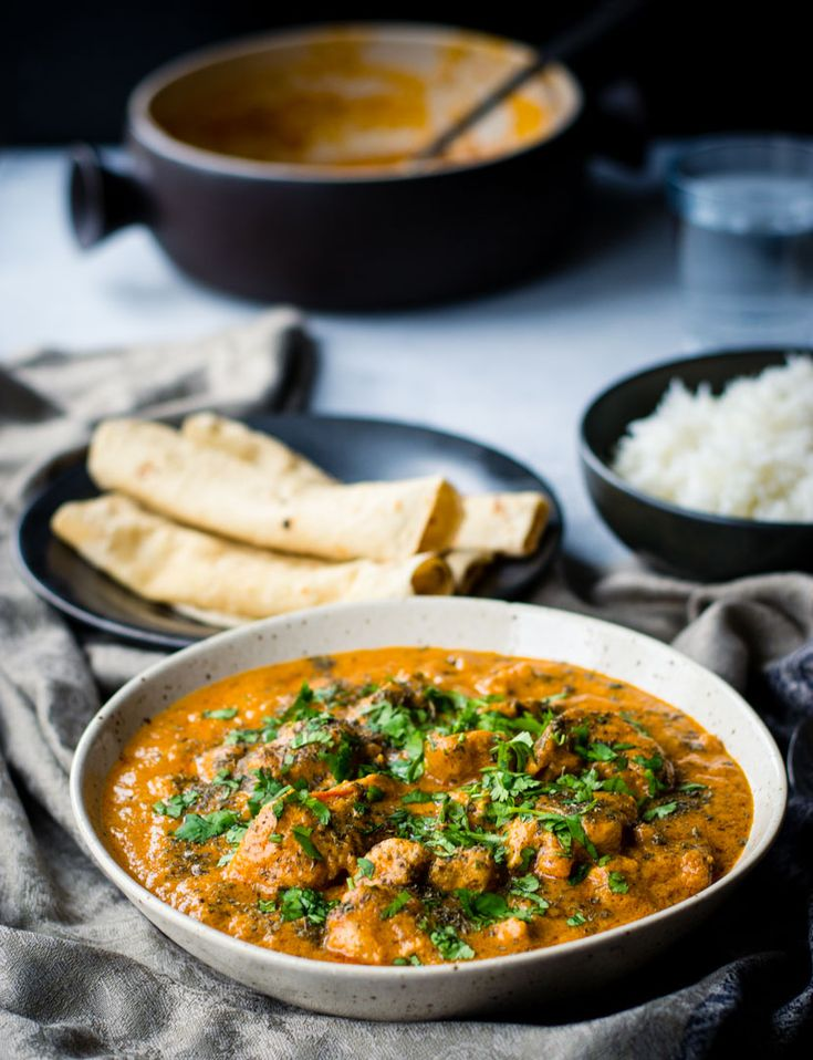 This authentic and 30-minute Indian Butter chicken recipe is so easy and delicious that you will soon make it part of your weekly dinner menu.