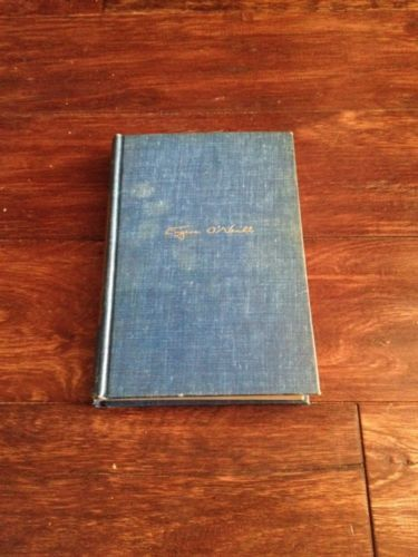 The Iceman Cometh First Edition Eugene O'Neill