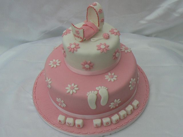 Ideas For A Christening Cake Decoration : 96 best images about Christening cakes on Pinterest ...