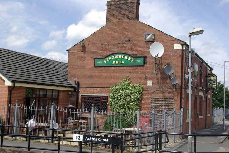 Strawberry Duck, Clayton, Manchester