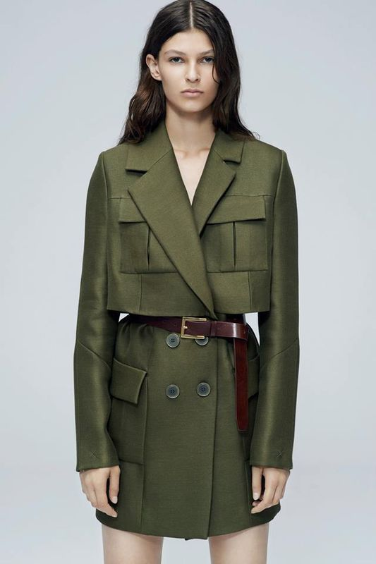 MAGDA BUTRYM AW 2014/2015 fashion designer