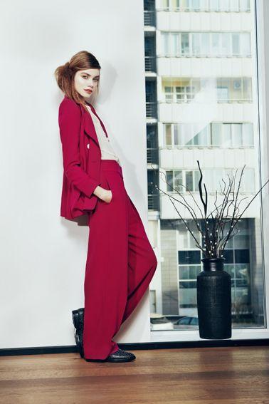 HELLO! Magazine © Photo: Pavel Kryukov Producer: Olga Zakatova Style: Anastasia Korn