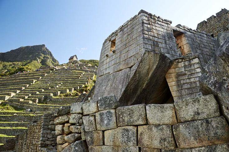 Como fue construido Machu Picchu - como fue construido machu picchu: Para Arguedas, Machu Picchu tenía la forma de un cóndor inmenso con las alas extendidas. Fue edificada en una extensión de 14 hectáreas. Su ubicación es especial y única. http://www.machu-picchu.tours/como-fue-construido