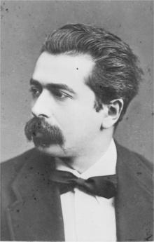 Henryk Wieniawski (1835 – 1880)  - Polish violinist and composer.