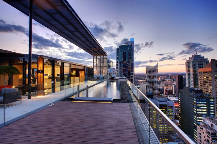 success spot: Luxury penthouse